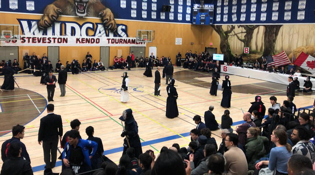58TH Annual Steveston Kendo Tournament